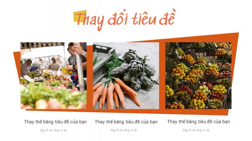 Chợ thực phẩm