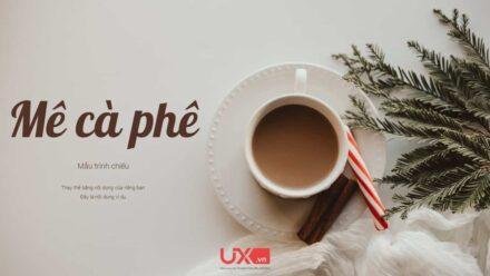 Mê cà phê UIXPPT_58